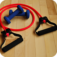 Resistance Bands/Weights