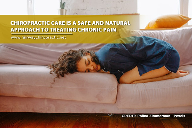 Chiropractic care is a safe