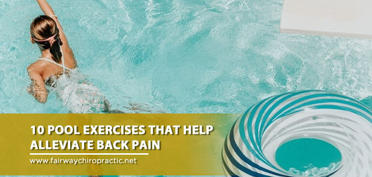 10 Pool Exercises That Help Alleviate Back Pain