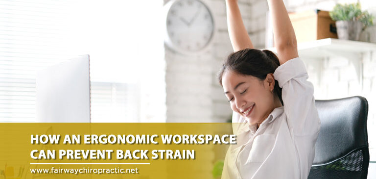 How an Ergonomic Workspace Can Prevent Back Strain
